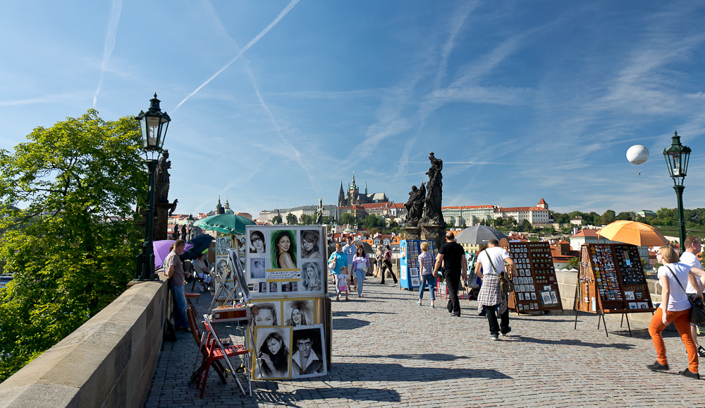 Photograph Rush Sunday in Prague by Vicktor Belicak on 500px