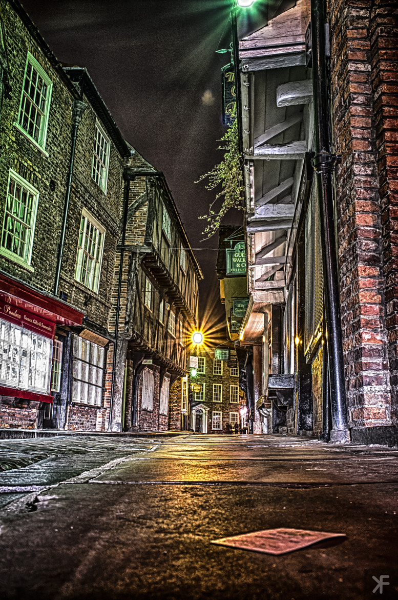 Photograph The Shambles  by Raymond Kessler on 500px