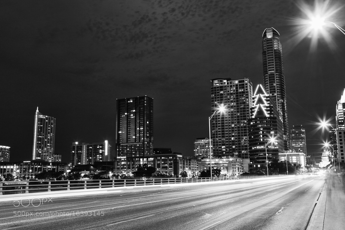 Photograph Austin from Congress Bridge by Björn Borgers on 500px