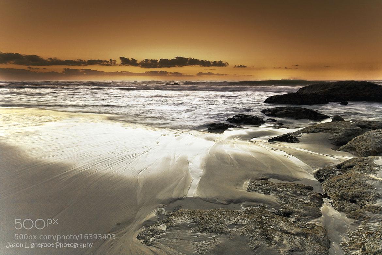Photograph Noordhoek Beach Sunset by Jason Lightfoot on 500px