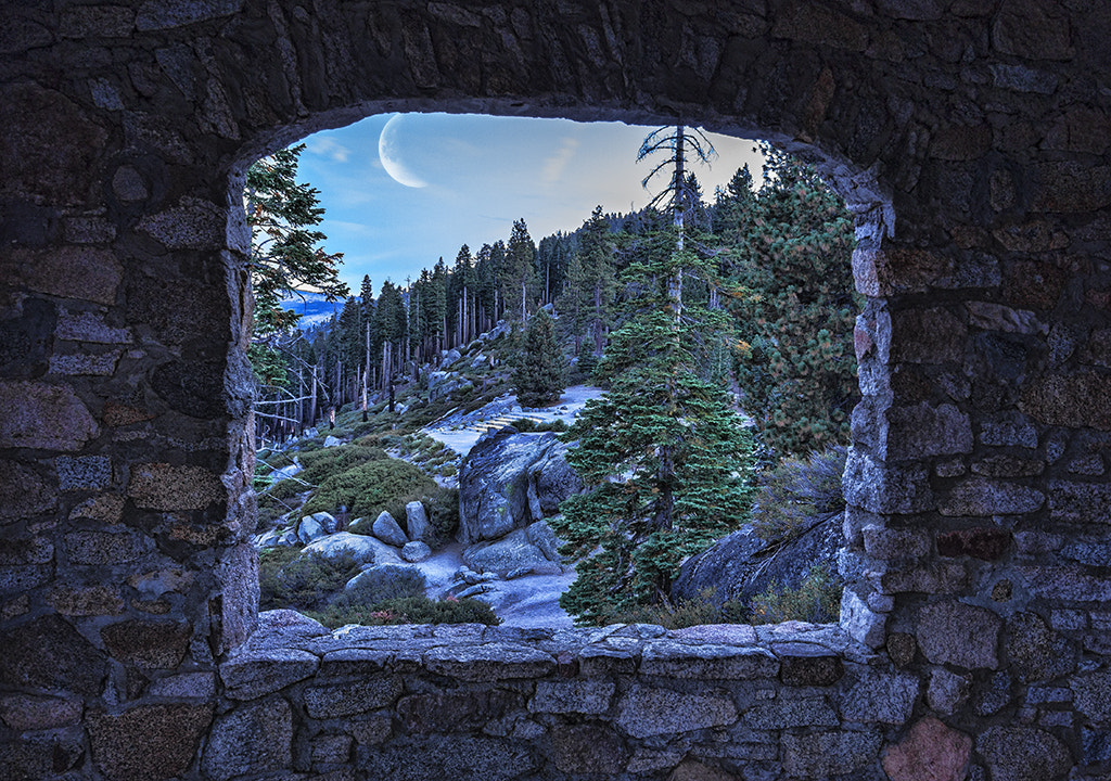 Photograph View from Glacier Point, Yosemite National Park by Miary Andria on 500px