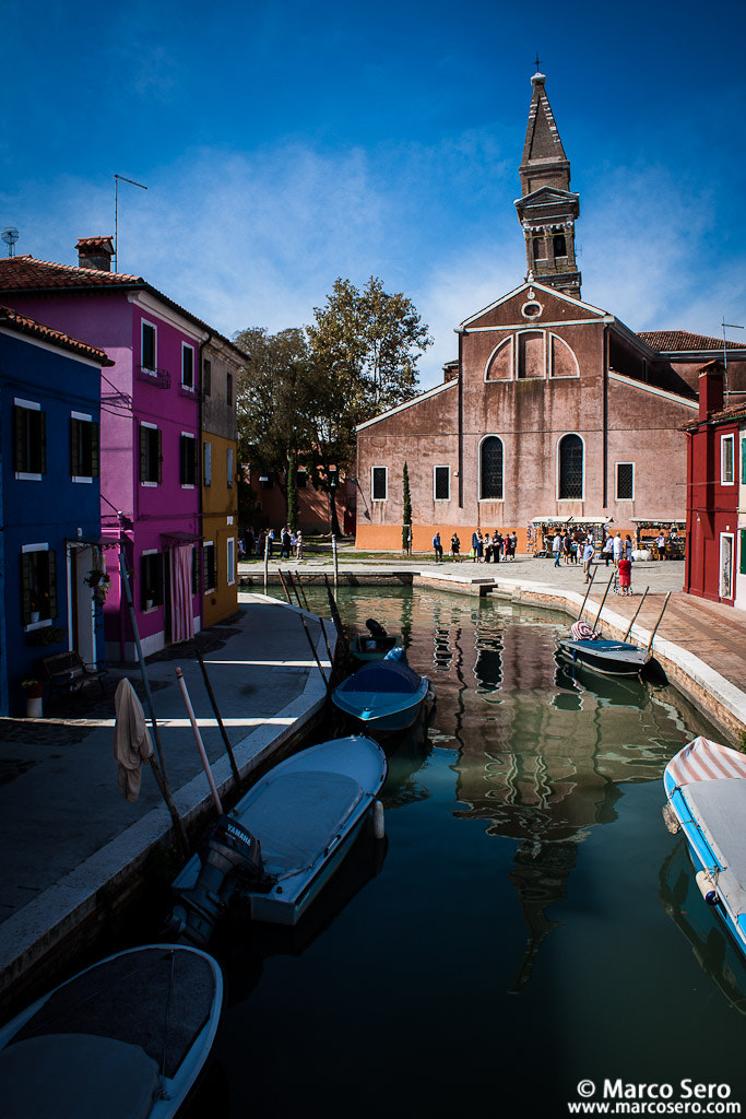 Photograph Burano, Venezia by Marco Sero on 500px