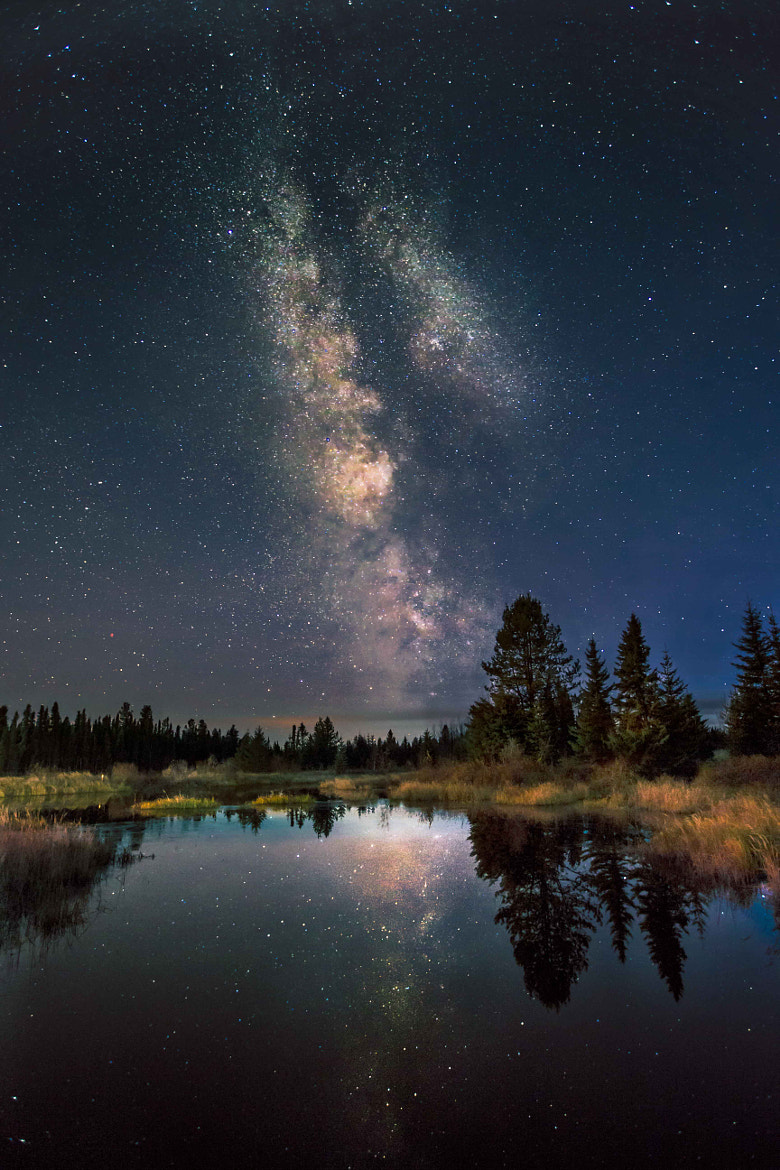 Photograph Milkyway Galaxy by Jason_Gendreau on 500px