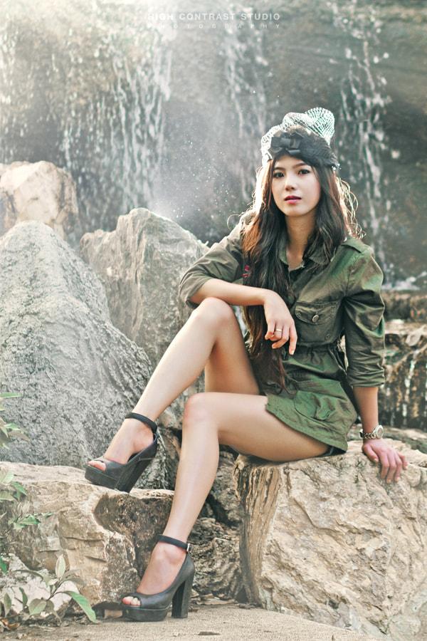 Commando Girls No.1 by High Contrast Studio / 500px