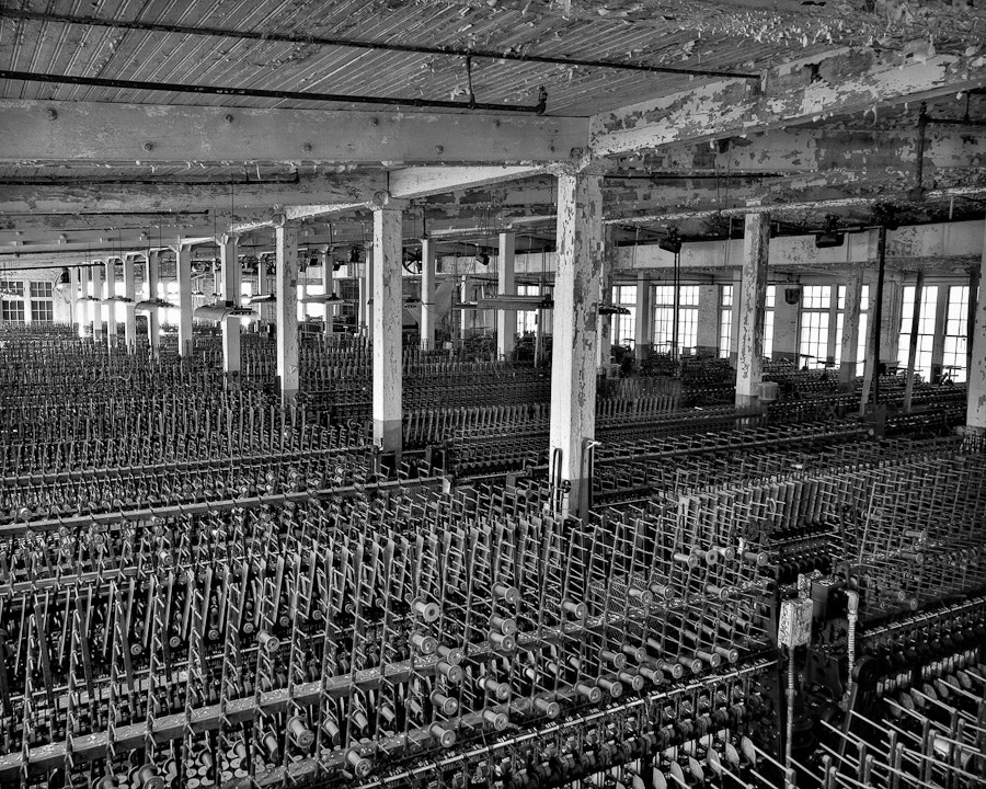 Photograph The Factory Floor by Kelly & Robert Walters on 500px