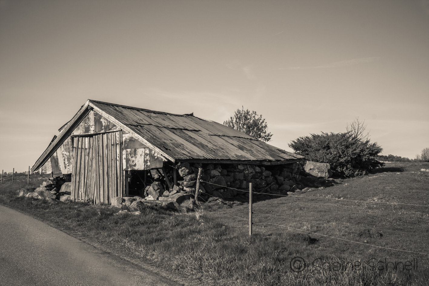 Photograph The old barn by Sabine Schnell on 500px