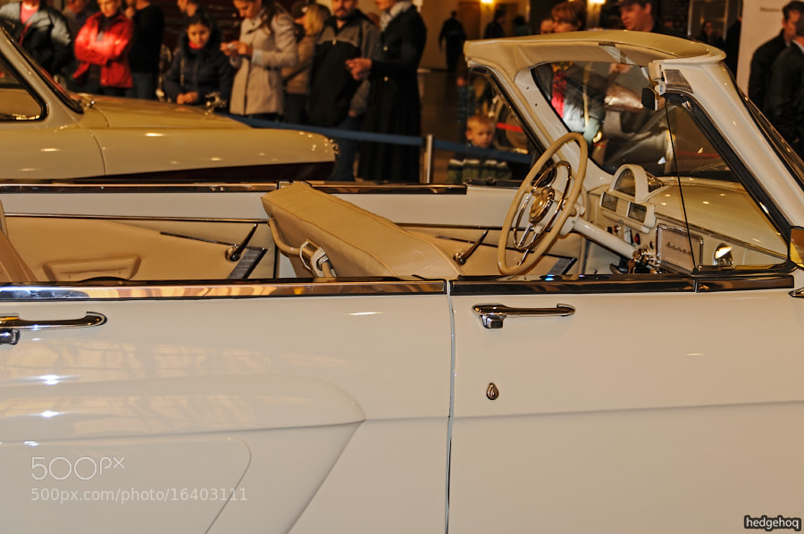 Photograph motor show retro and exotic 7 by Dmitry Stepanov on 500px