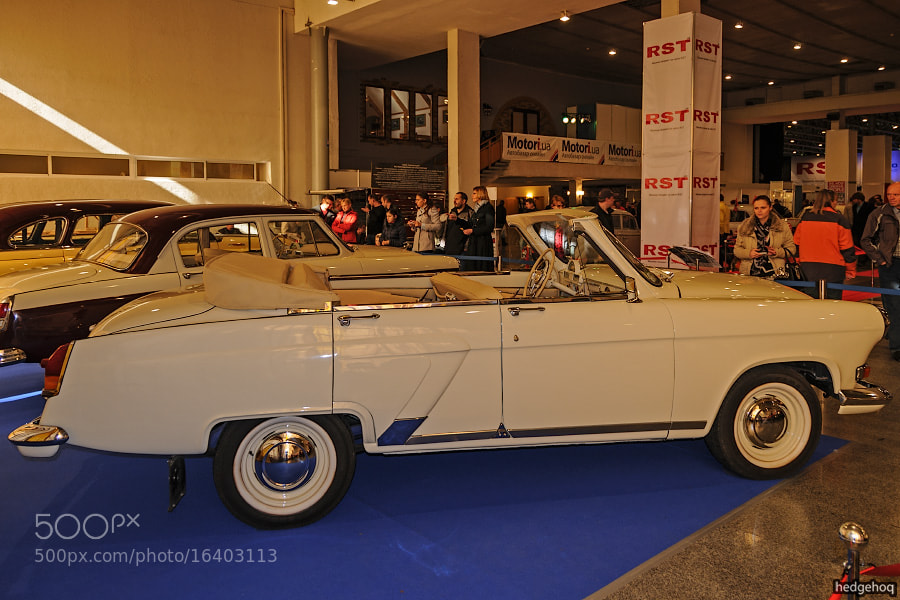 Photograph motor show retro and exotic 8 by Dmitry Stepanov on 500px