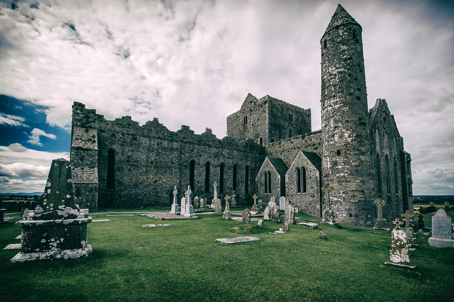Rock of Cashel - Ireland 2015