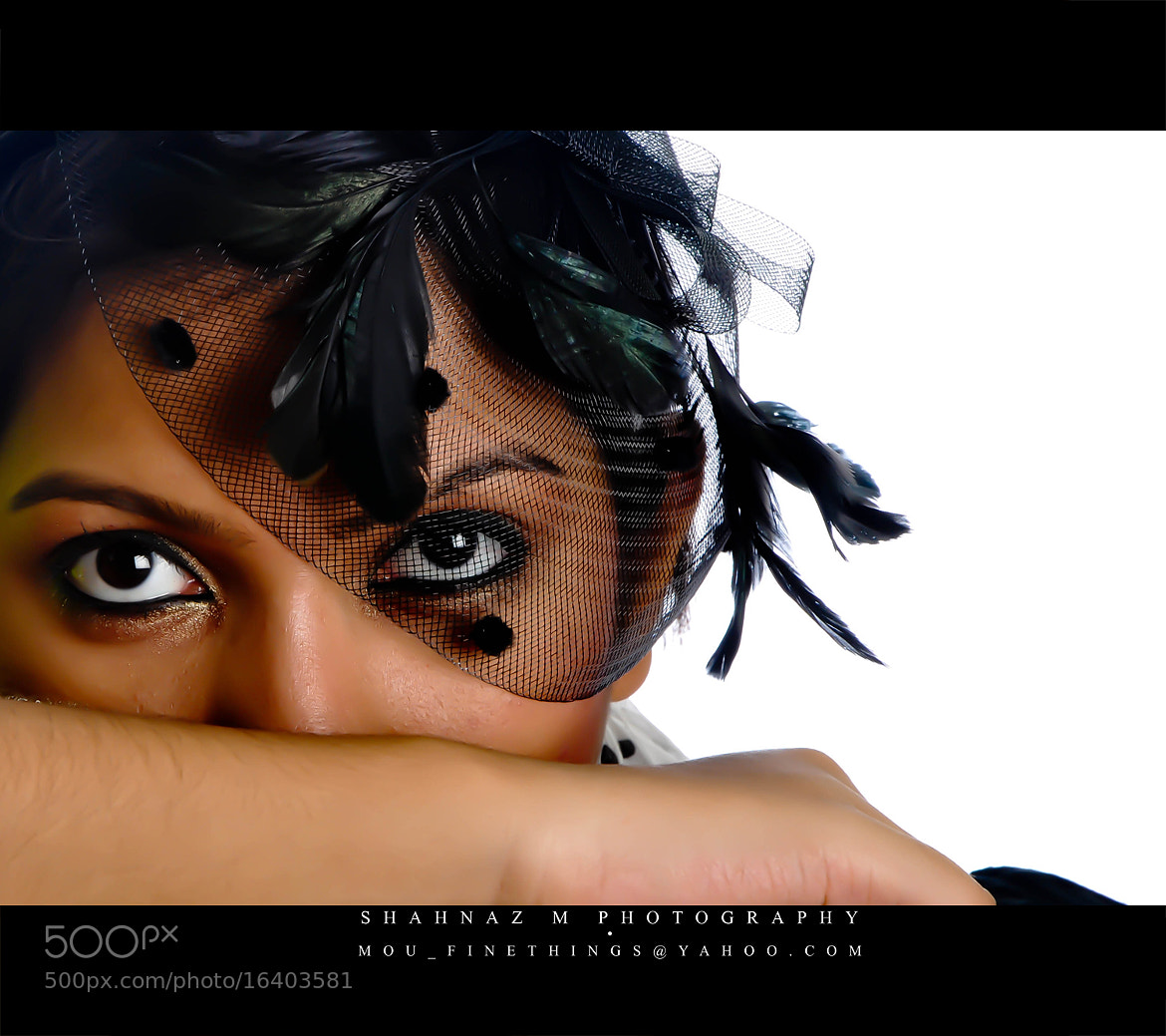 Photograph Look into my Eyes... by Shahnaz M on 500px