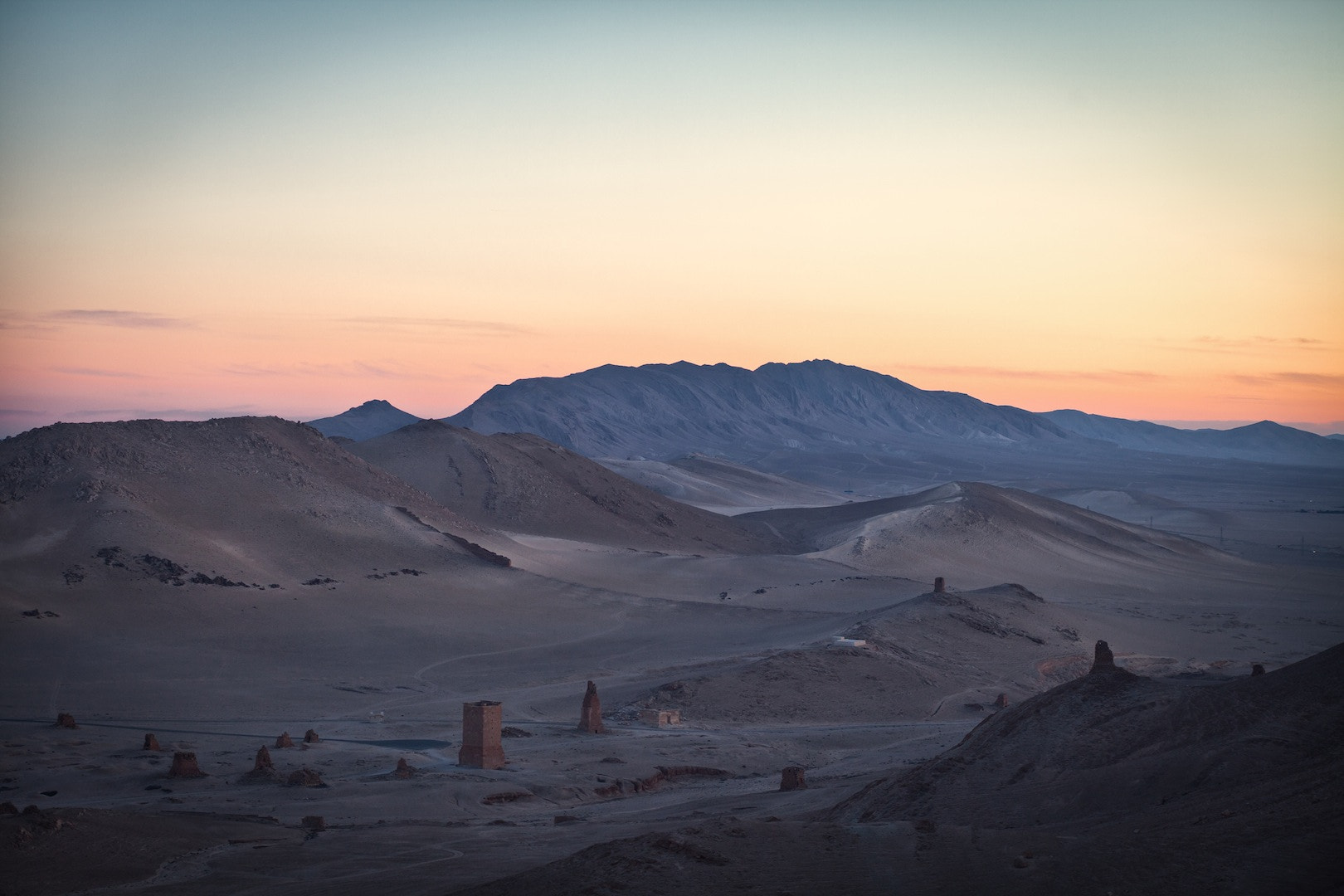 Photograph Syrian Desert by Romain Winkel on 500px
