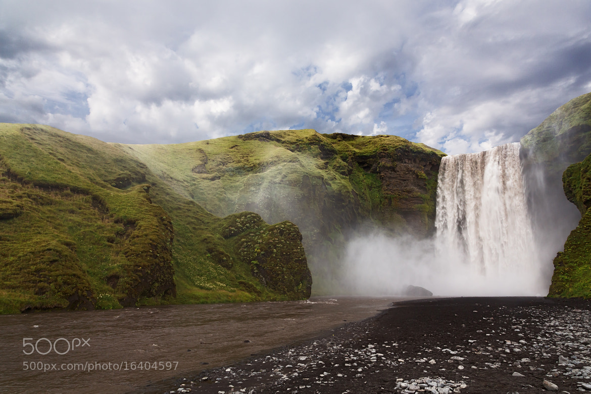 Photograph Skogafoss by Vasilis Tsikkinis on 500px