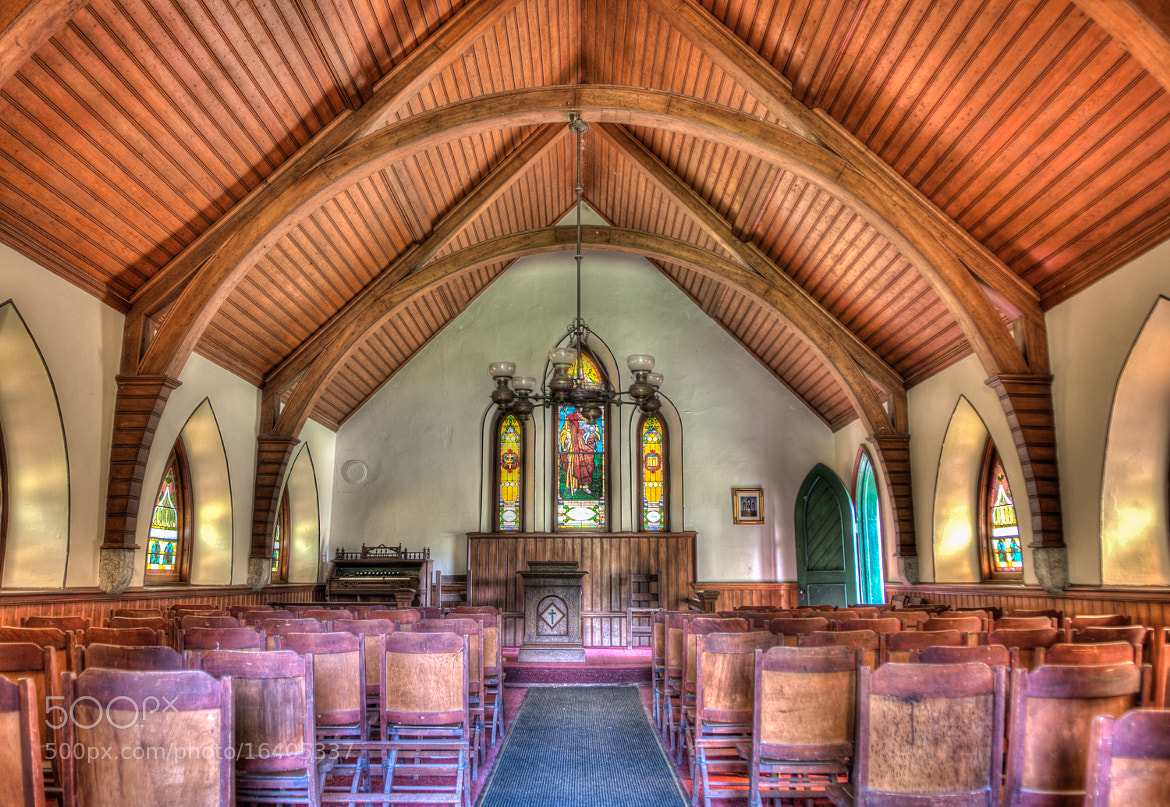Photograph Valley View Chapel , 1901 by John Virgolino on 500px