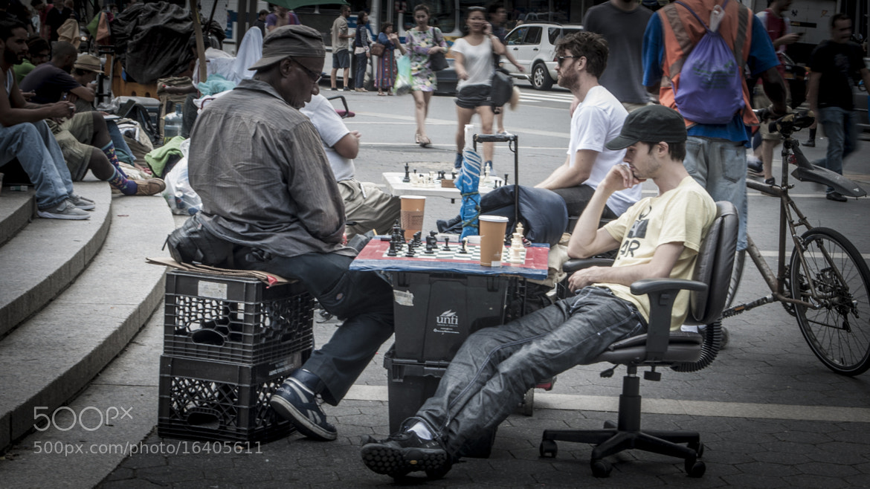 Photograph Union Square Park by John Virgolino on 500px
