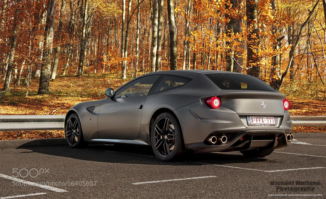 Photograph Ferrari FF by Michael Martens on 500px