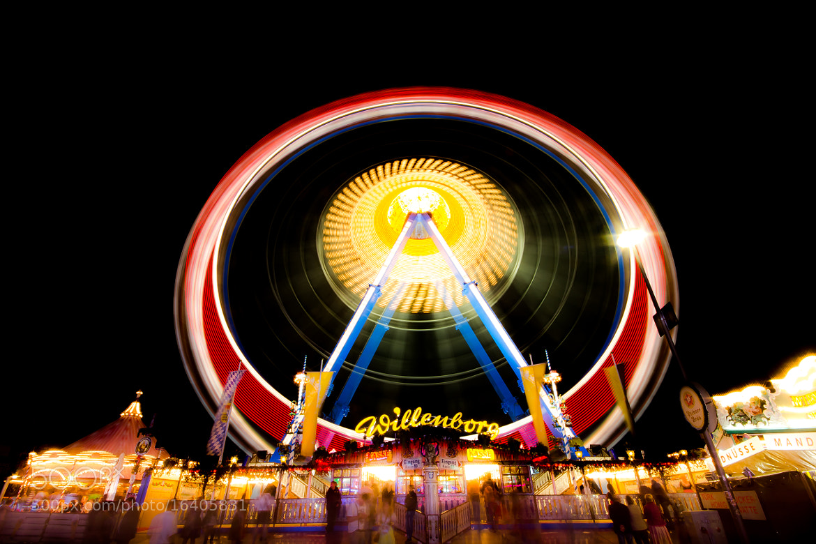 Photograph Wheel of Fortune by Florian Flow on 500px