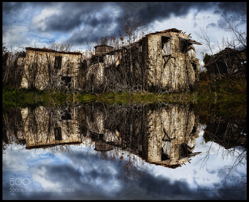 Photograph Palaio Ladiko by yiannis theodoropoulos on 500px