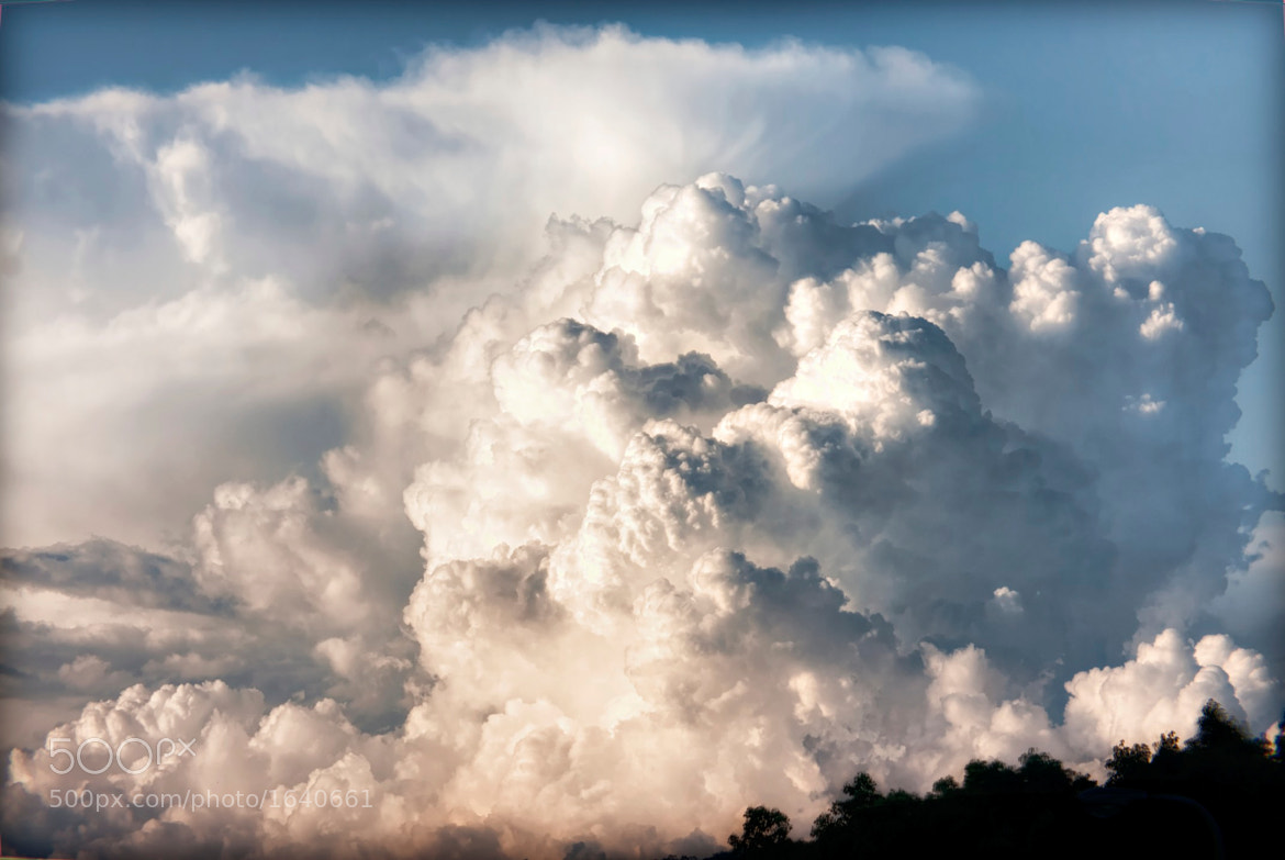 Photograph War Clouds by David LaSpina on 500px