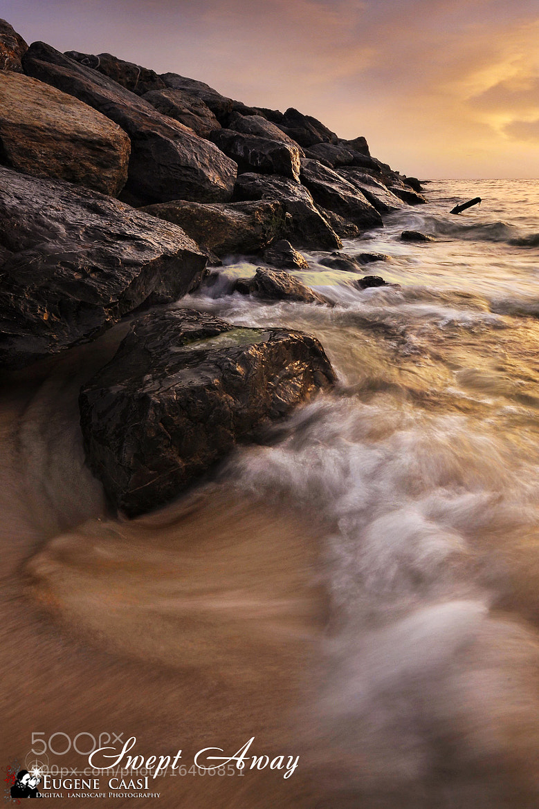 Photograph SWEPT AWAY by Eugene Caasi on 500px