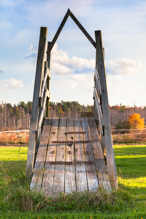 Photograph Old Cattle Ramp, Stratham, New Hampshire by Stanton Champion on 500px