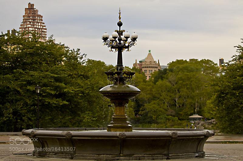 Photograph Fountain by Stanislav Rapoport on 500px