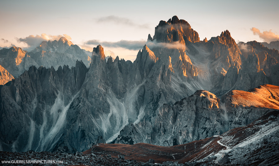 The Last Light by guerel sahin on 500px.com