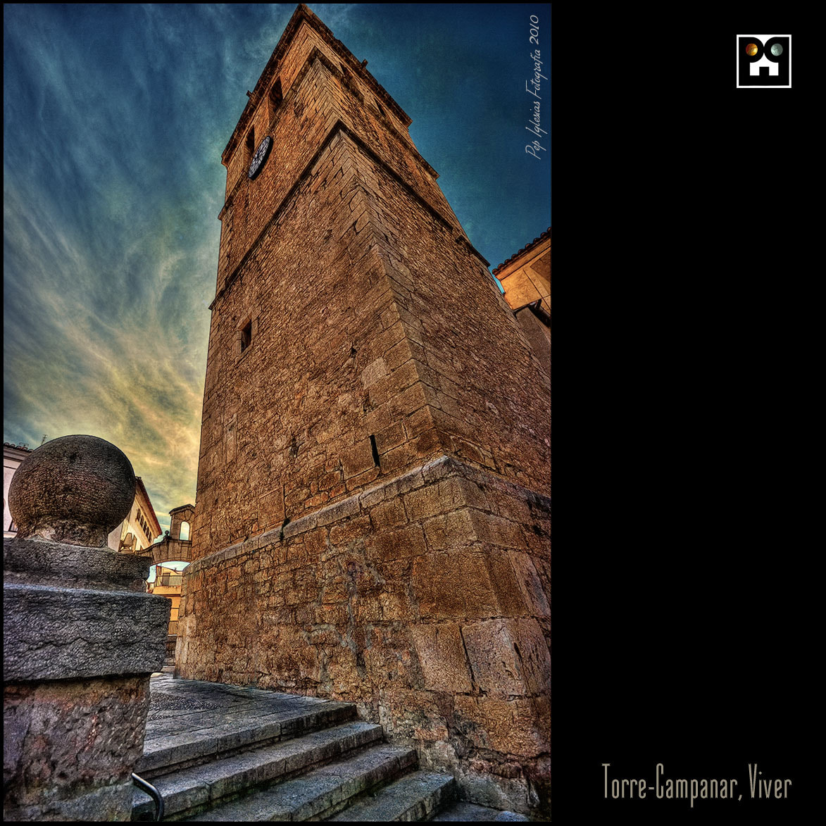 Photograph Torre-campanar, Viver by Josep Iglesias on 500px