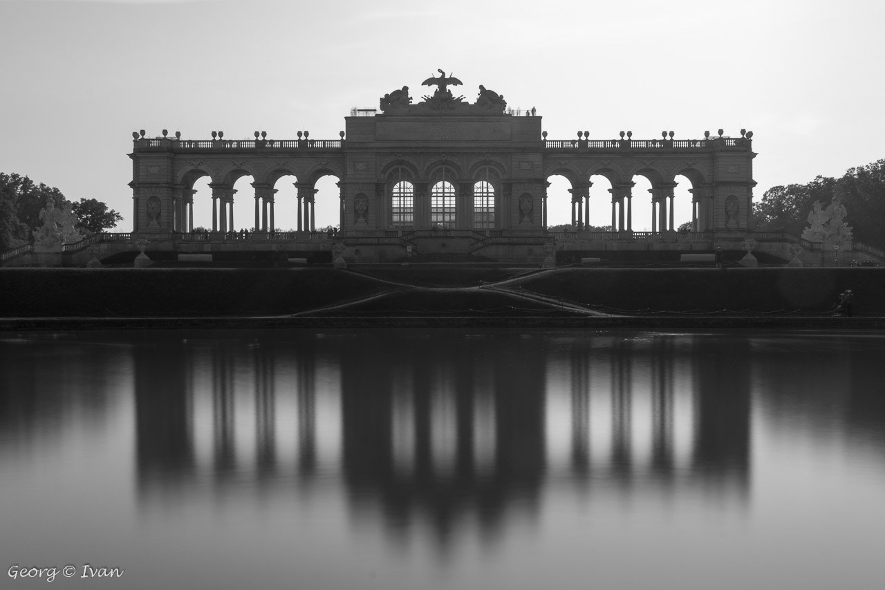 Photograph Gloriett - Schönbrunn by Georg Ivan on 500px