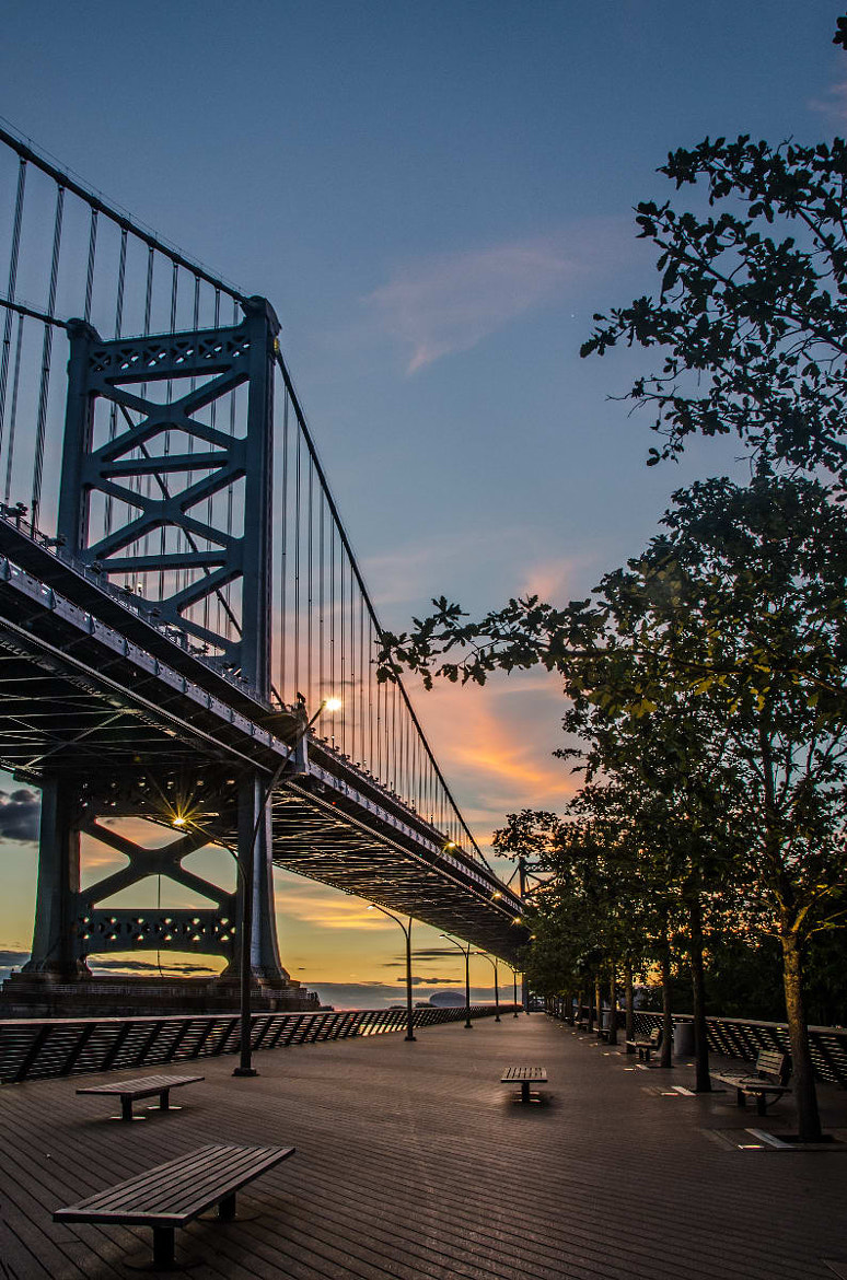 Photograph Race Street Pier by Brian Collins on 500px