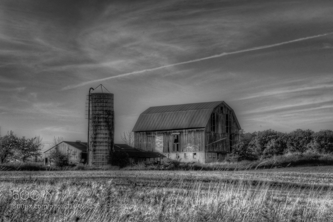 Photograph Old Barn by S Christian Benz on 500px