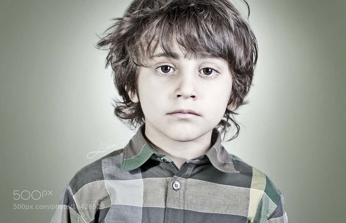Photograph kid portrait ! by Malak abdullah on 500px