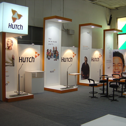 Exhibition Stand Design Fabrication, Sony DSC-P92