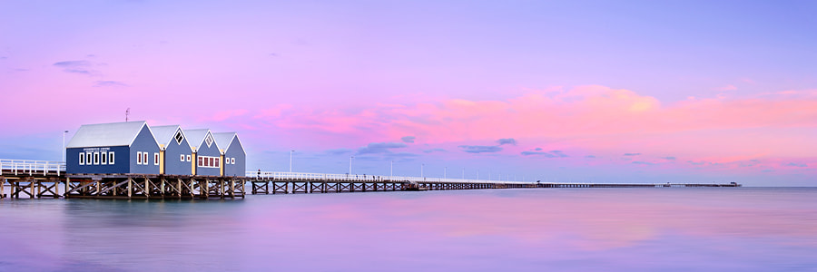 Photograph Busseton Jetty  by Kirk Hille on 500px