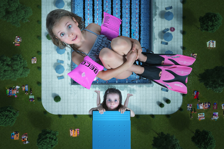 Just a little jump from 25m by John Wilhelm is a photoholic