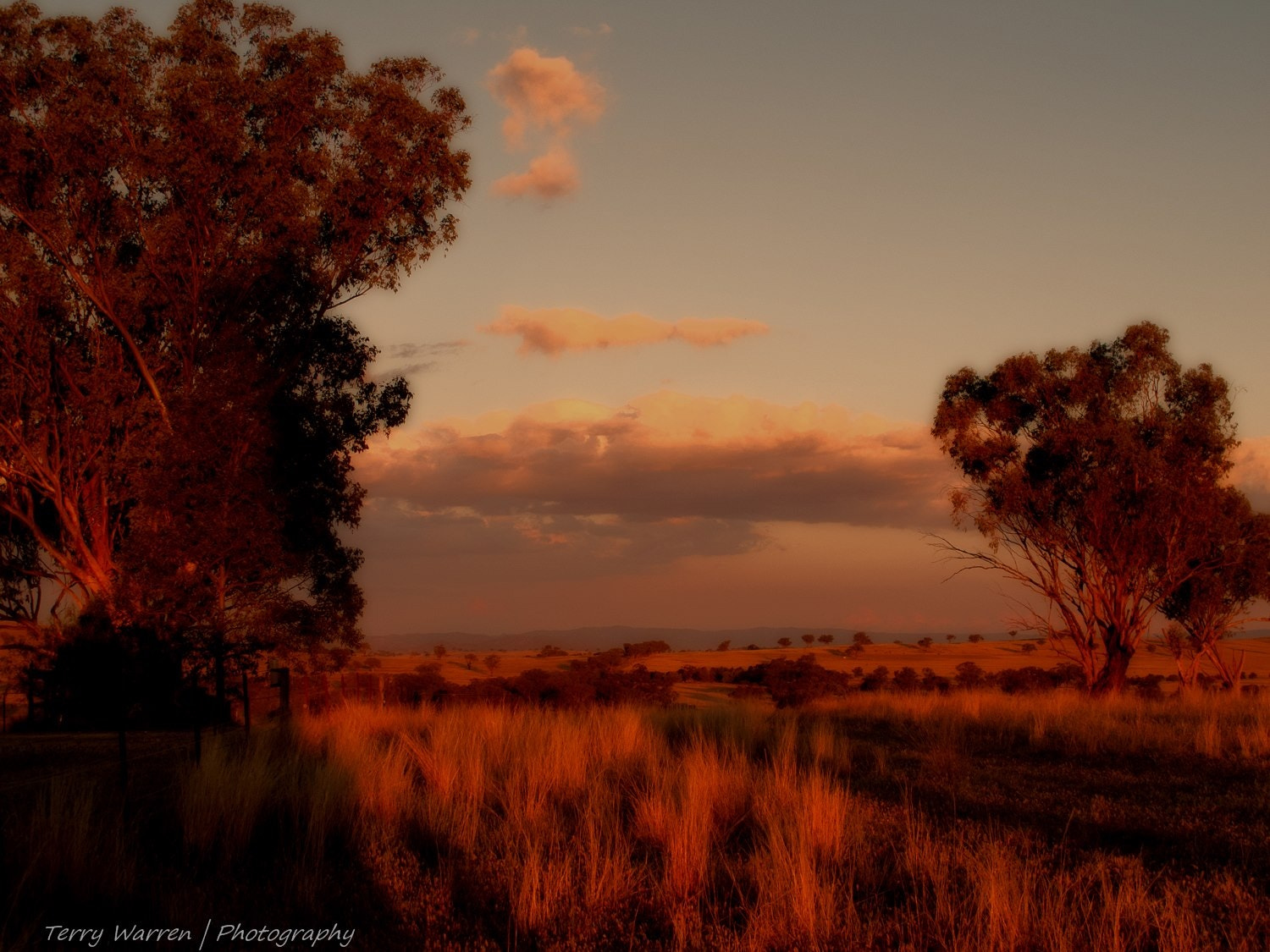 Photograph Day's End. by Terence Warren on 500px