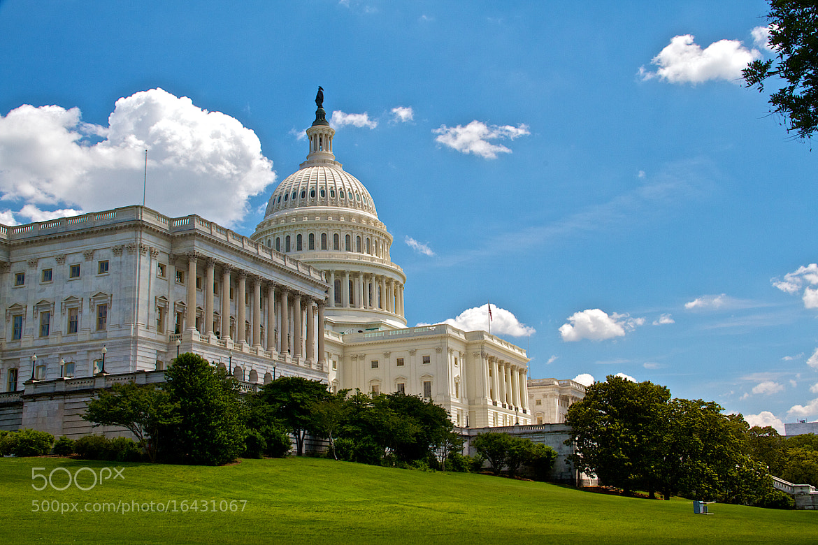 Photograph Capitol Dome by Kevin Grishkot on 500px