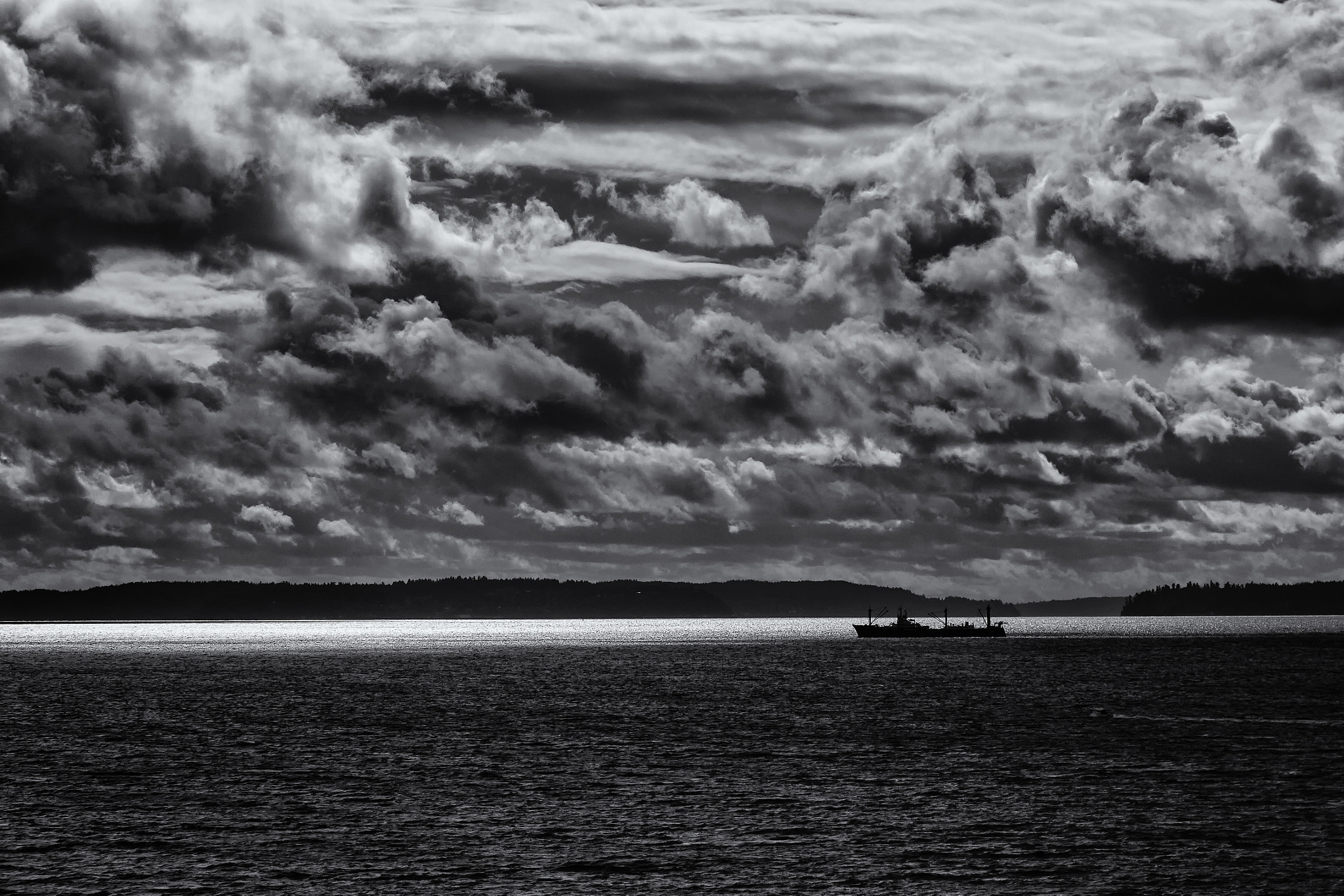 Photograph Puget Sound by Photo Bones on 500px