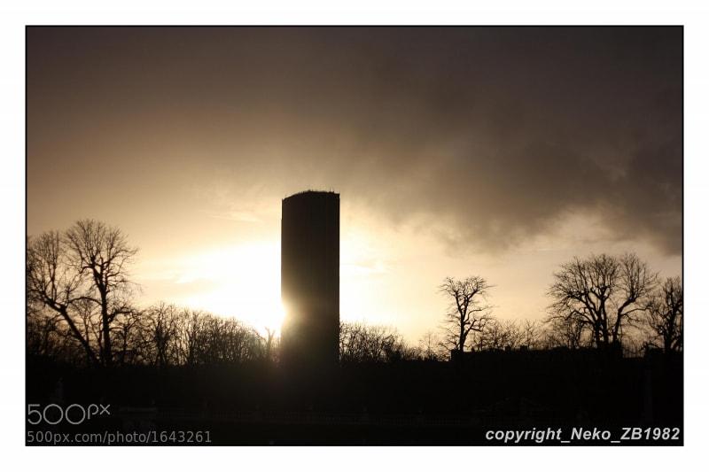Photograph Tower by Neko Footprints on 500px