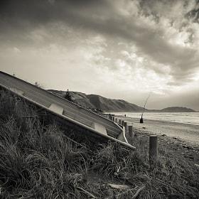 Beach Boat, 2012
