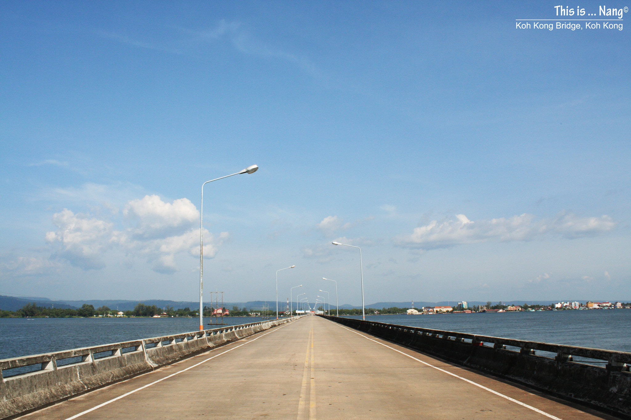 Photograph On the way go to Koh Kong city by Nang Ray on 500px