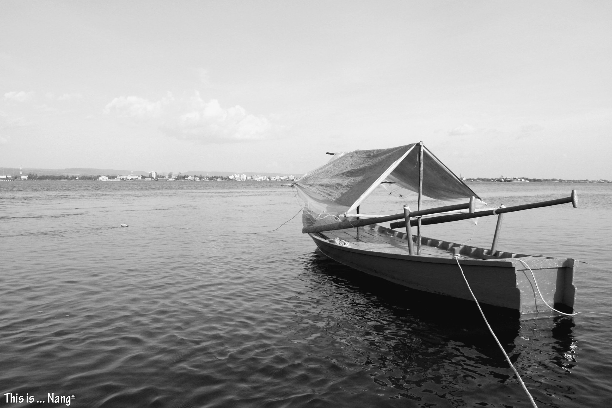 Photograph A small Cambodian boat by Nang Ray on 500px
