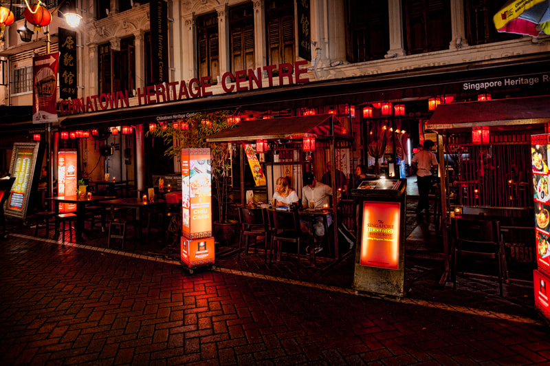 Photograph Dinner in Chinatown  by Michel Latendresse on 500px