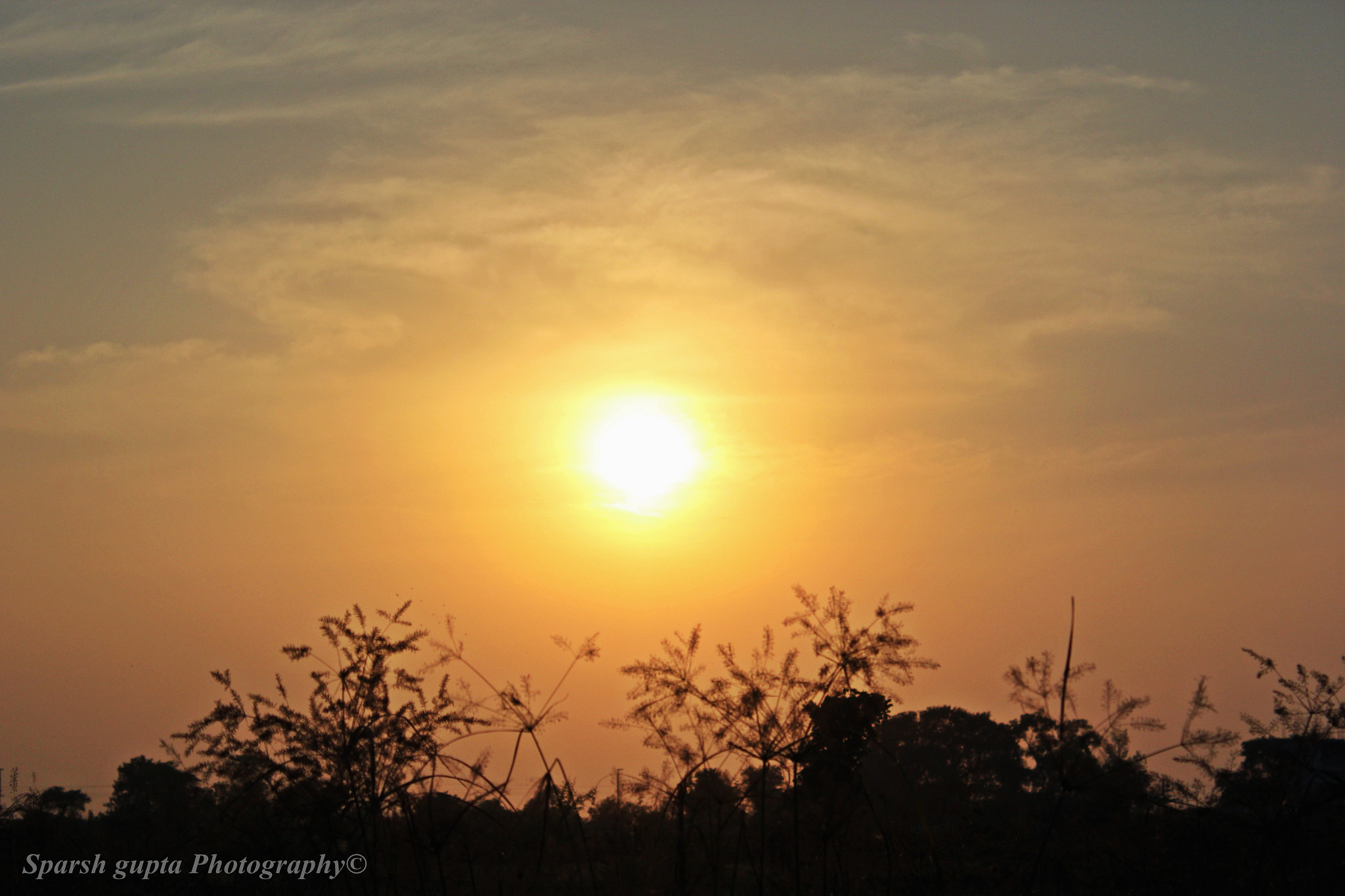 Photograph sunset. by Sparsh Gupta on 500px