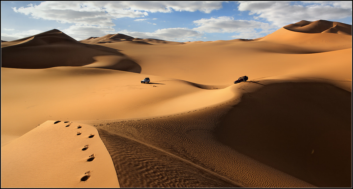 Photograph Sahara by Yury Pustovoy on 500px