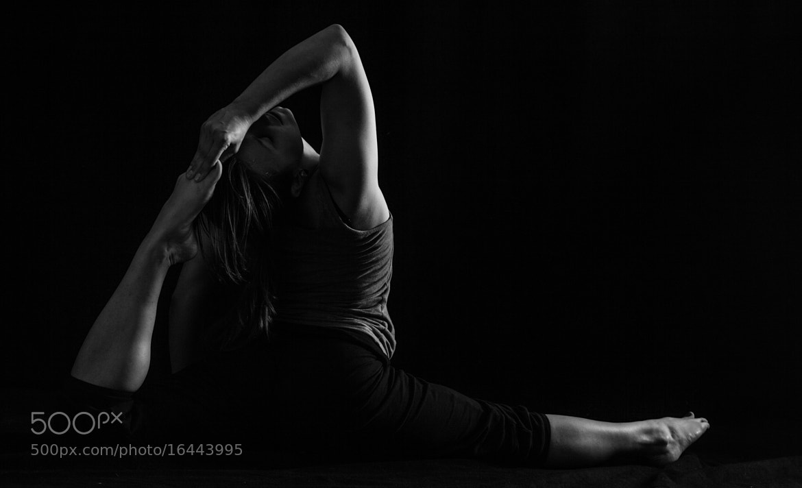 Photograph yoga - black and white by Tobias Rocholl on 500pxYoga Images Black And White