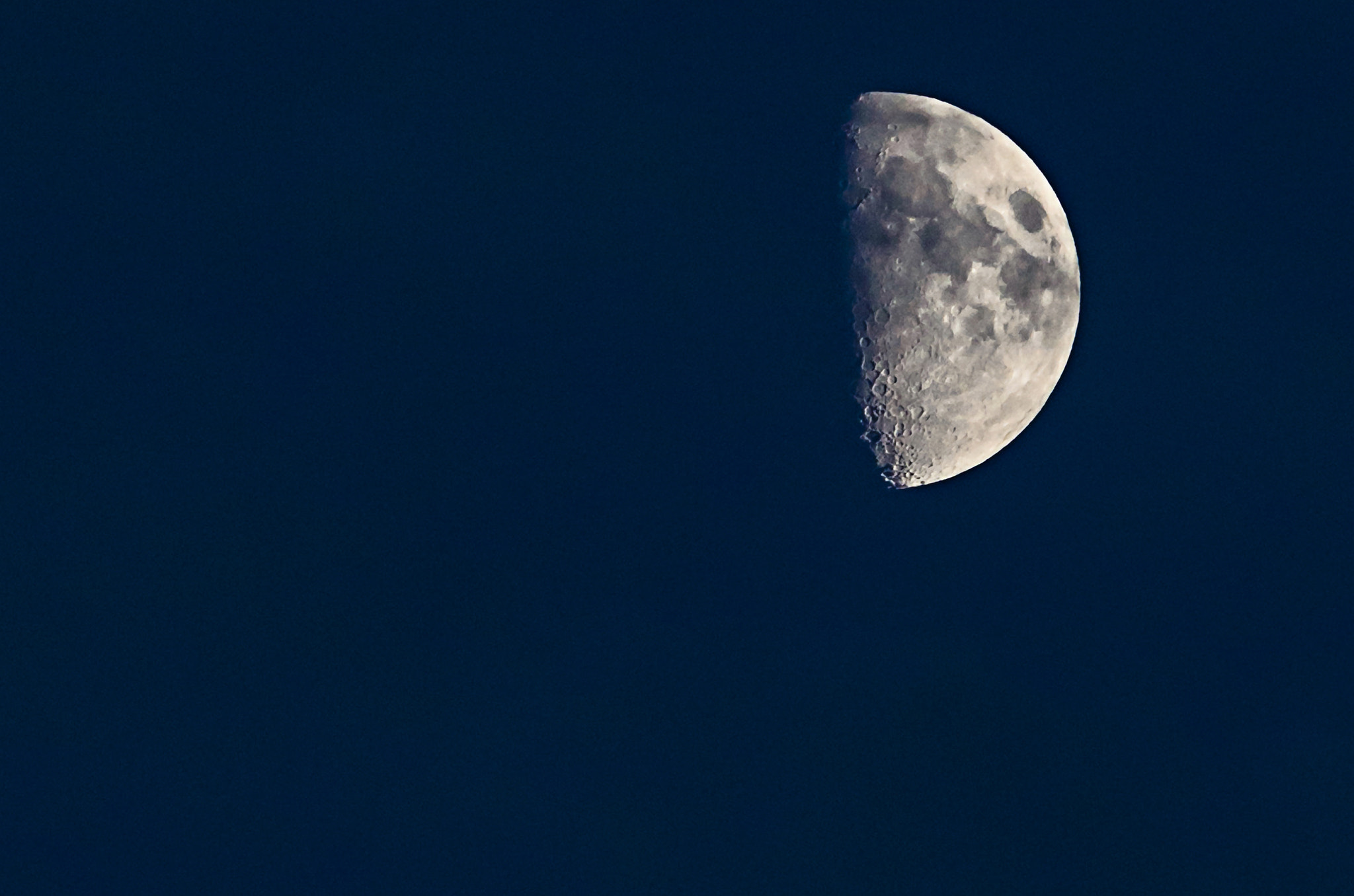 Photograph Moon after sunset in the Tirrenian sea. by Martin Balo on 500px