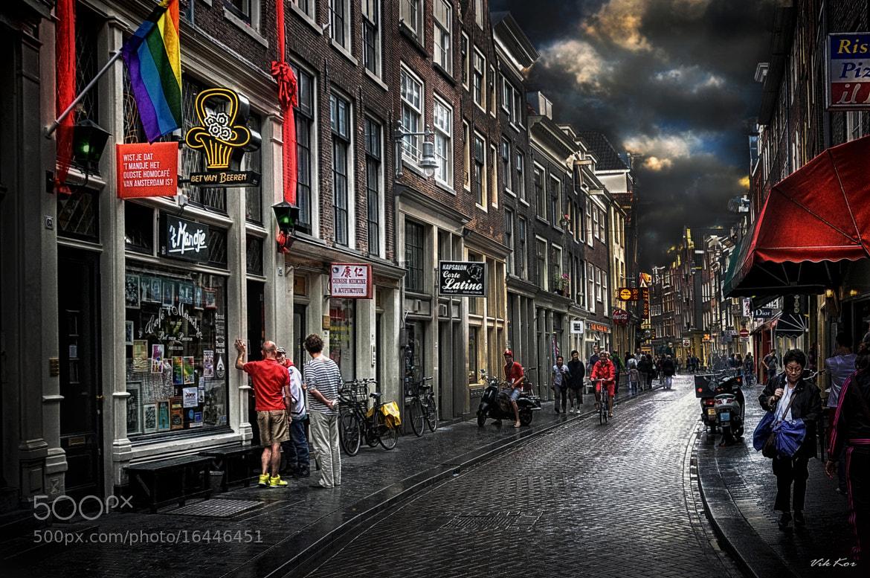 Photograph Amsterdam after rain. by Viktor Korostynski on 500px