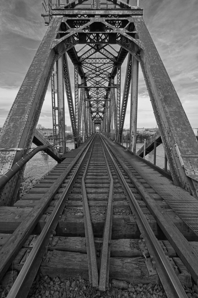 Photograph Tracks Across The Cumberland by Scott Evers on 500px
