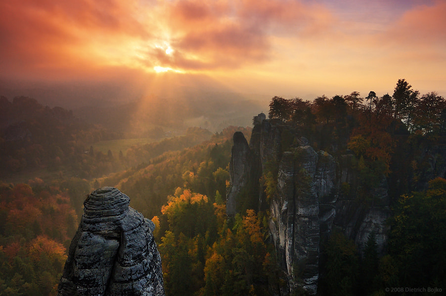Photograph Light and Rocks by Dietrich Bojko on 500px