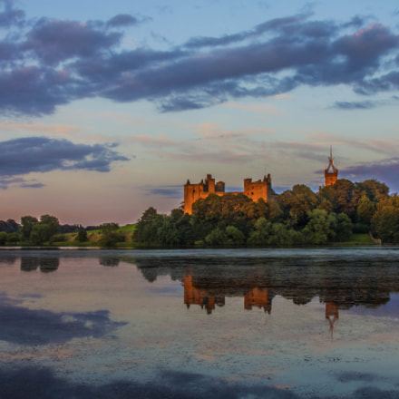 Linlithgow Palace St Michael, Canon EOS 550D, Canon EF 28-105mm f/4-5.6